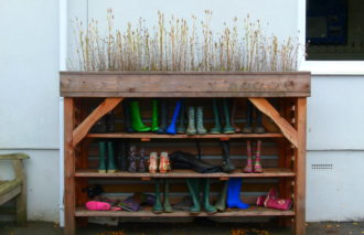 Green Roof School Welly Store