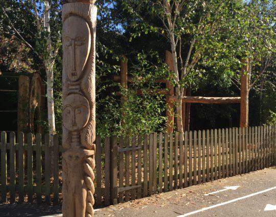 Totem Pole Roundabout