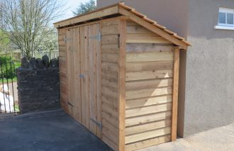 Charlotte's Shed