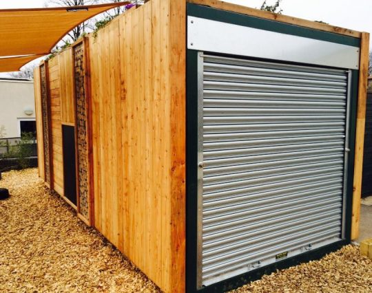 Customised Shipping Containers