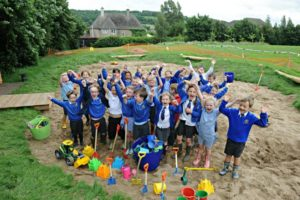 Play Beach for Cotswold School