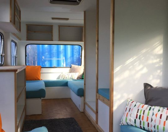The Book Nook Caravan