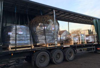 Loading in Bristol