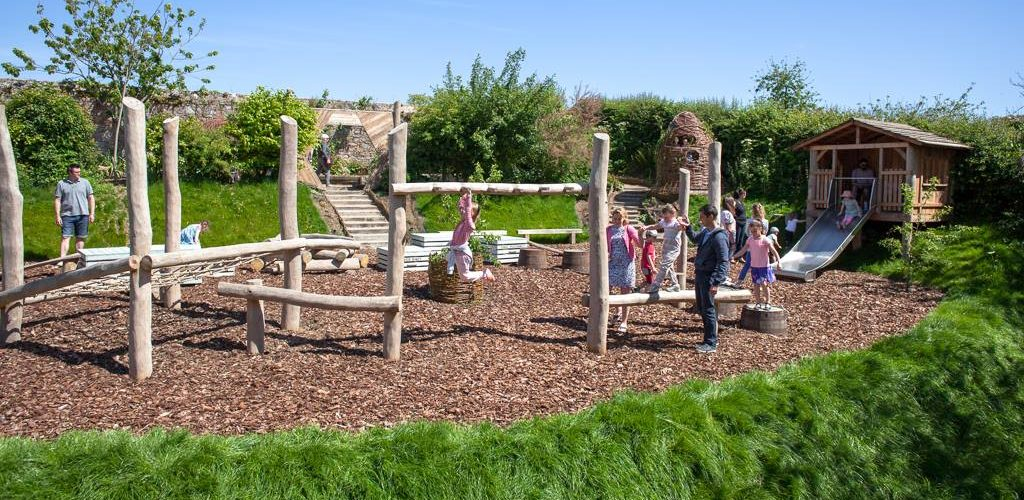natural Play - Jersey - Hampton Country Life Museum - Visitor Attraction
