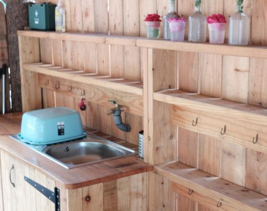 Outdoor Classroom - outdoor cooking - field kitchen
