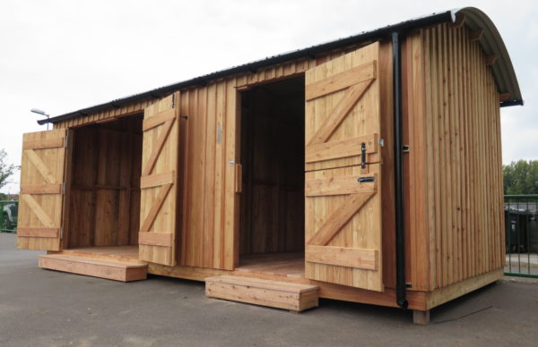 School Shed - School Storage Shed - Playground shed - Railway Shed