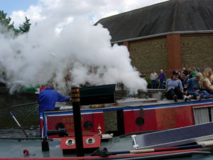 Steam Boat Swallow