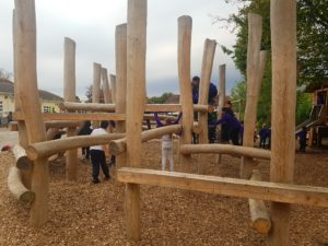Climbing Structures for older children