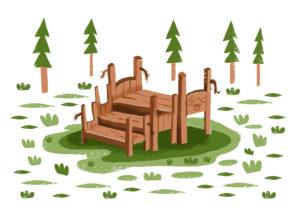 The Enchanted Woodland