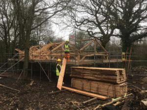 Progress report at Outwoods Country Park for Charnwood Borough Council
