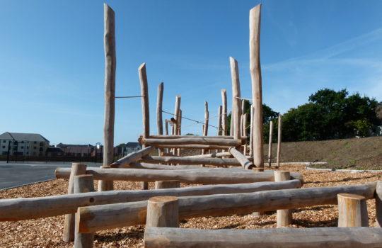 Charlton Wood Pole Jungle