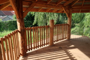 Taking learning outside: Outdoor Shelters