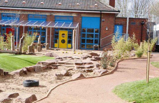 Knowle West Children's Centre, Bristol