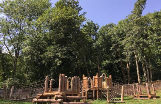 National Trust Newark Park, Gloucestershire