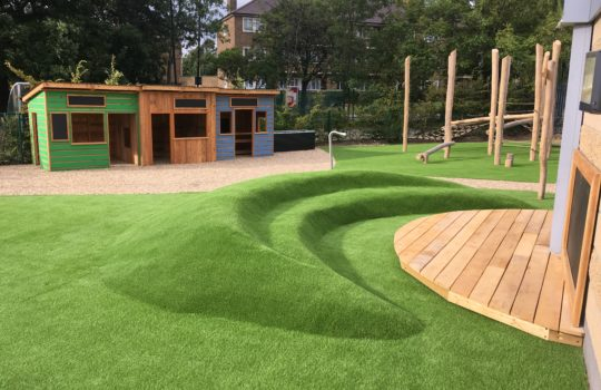 Ark Primary Academy, London