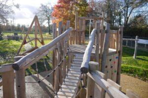 Parish playground