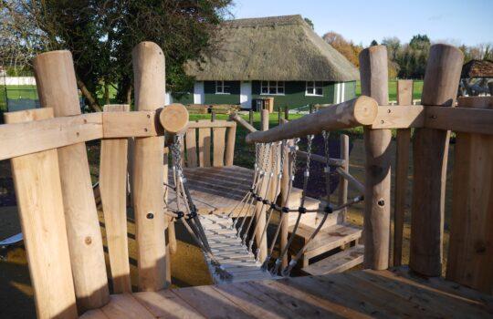 Longparish Village Play Area