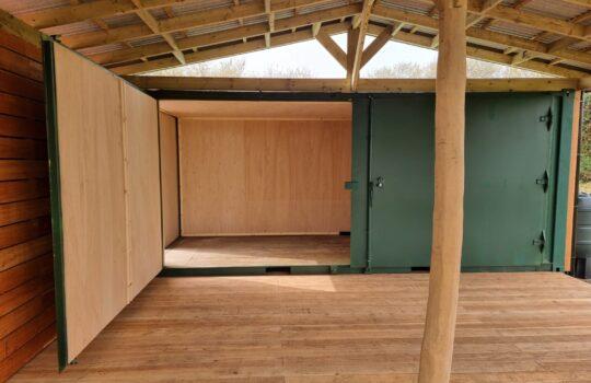 Hengistbury Head Outdoor Classroom